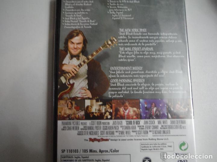 Cine: SCHOOL OF ROCK EDICION ESPECIAL COLECCIONISTA DVD - Foto 2 - 191146720