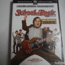 Cine: SCHOOL OF ROCK EDICION ESPECIAL COLECCIONISTA DVD. Lote 191146720