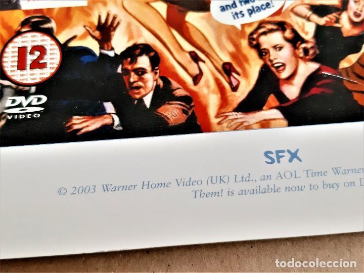 Cine: SFX PRINT póster de película THEM 21x 29cm aprox. - Foto 4 - 191740148