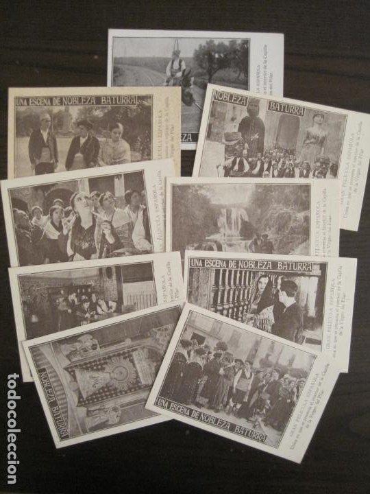 Cine: NOBLEZA BATURRA-CONJUNTO DE 9 PROGRAMAS DE CINE-VER FOTOS.(V-18.839) - Foto 2 - 192478561