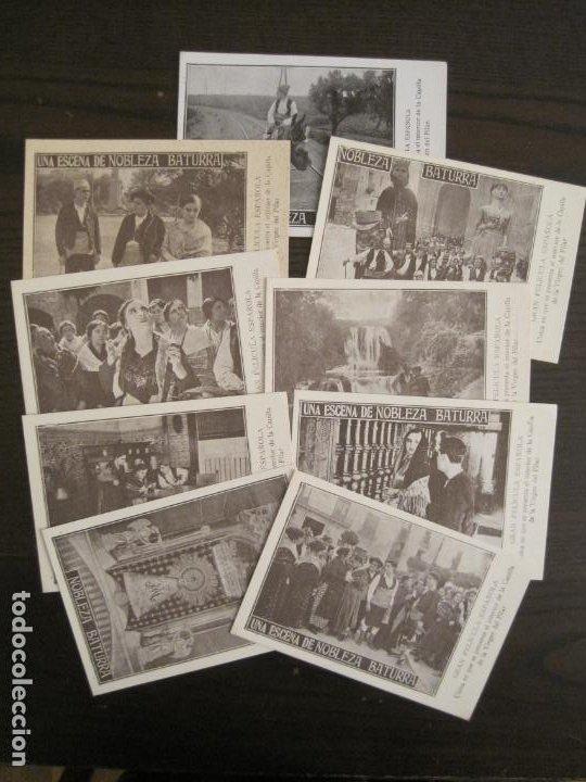 Cine: NOBLEZA BATURRA-CONJUNTO DE 9 PROGRAMAS DE CINE-VER FOTOS.(V-18.839) - Foto 3 - 192478561