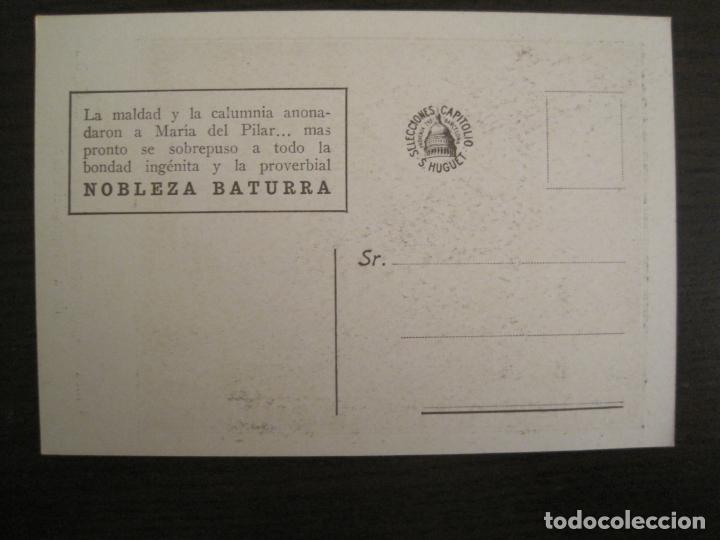 Cine: NOBLEZA BATURRA-CONJUNTO DE 9 PROGRAMAS DE CINE-VER FOTOS.(V-18.839) - Foto 9 - 192478561