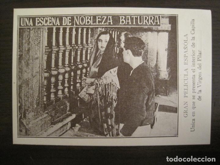 Cine: NOBLEZA BATURRA-CONJUNTO DE 9 PROGRAMAS DE CINE-VER FOTOS.(V-18.839) - Foto 10 - 192478561