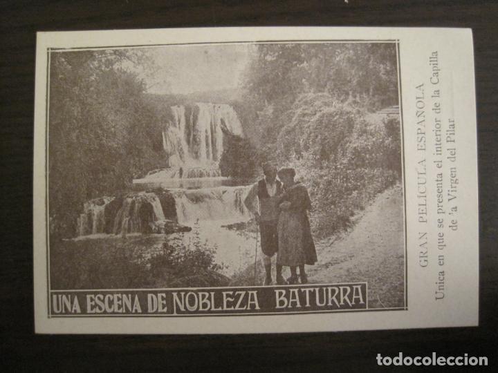 Cine: NOBLEZA BATURRA-CONJUNTO DE 9 PROGRAMAS DE CINE-VER FOTOS.(V-18.839) - Foto 12 - 192478561