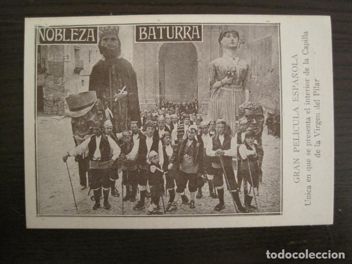 Cine: NOBLEZA BATURRA-CONJUNTO DE 9 PROGRAMAS DE CINE-VER FOTOS.(V-18.839) - Foto 15 - 192478561