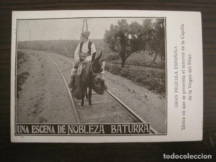 Cine: NOBLEZA BATURRA-CONJUNTO DE 9 PROGRAMAS DE CINE-VER FOTOS.(V-18.839) - Foto 21 - 192478561