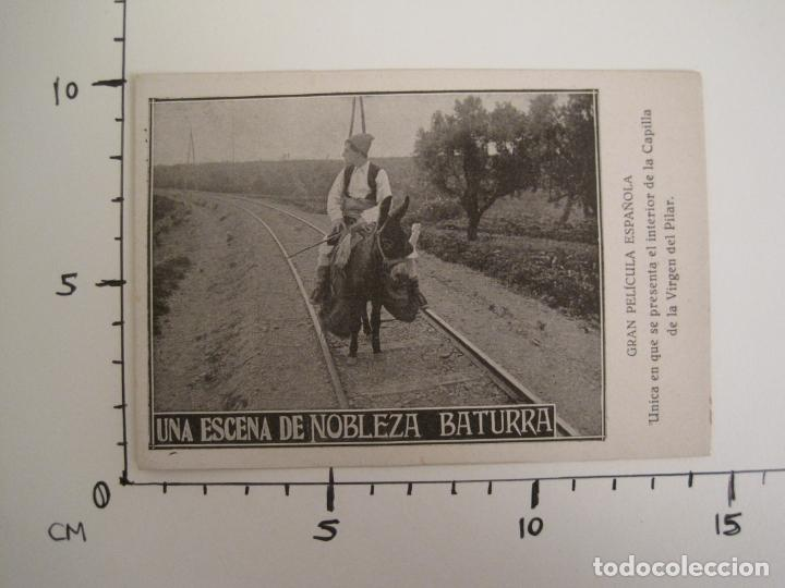 Cine: NOBLEZA BATURRA-CONJUNTO DE 9 PROGRAMAS DE CINE-VER FOTOS.(V-18.839) - Foto 23 - 192478561