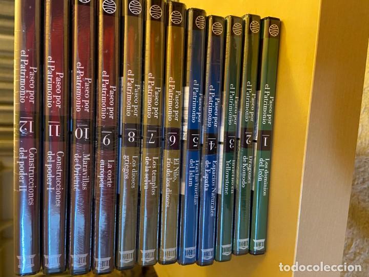 Cine: COLECCION PASEO POR EL PATRIMONIO. 12 DVDs EDITORIAL PLANETA - Foto 3 - 193953137