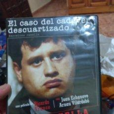 Cine: EL CASO DEL CADÁVER DESCUARTIZADO. Lote 193974785