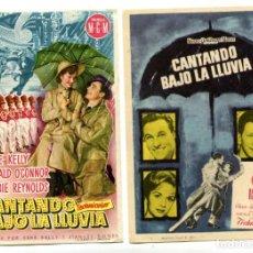 Cine: CANTANDO BAJO LA LLUVIA, CON GENE KELLY.. Lote 193989273