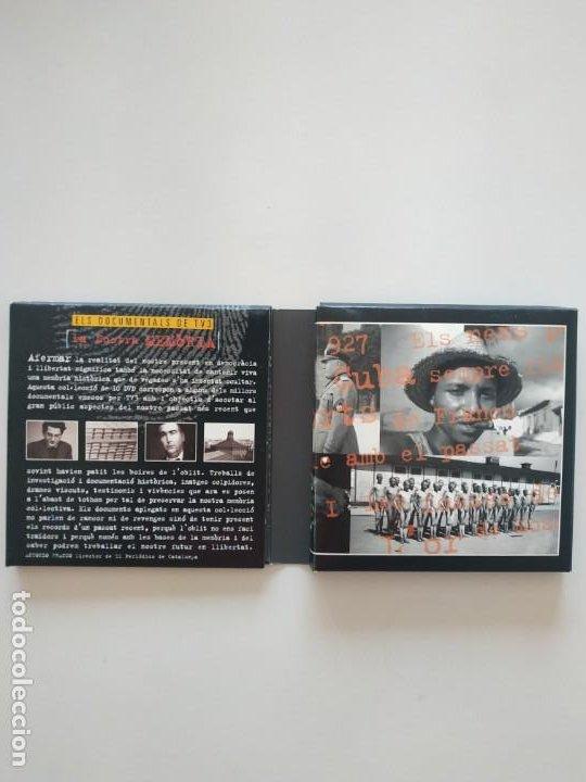 Cine: La nostra memòria 10 DVDS Els documentals de TV3 (NOUS) - Foto 5 - 193996995