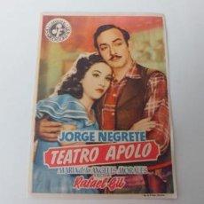 Cine: TEATRO APOLO. Lote 194075590