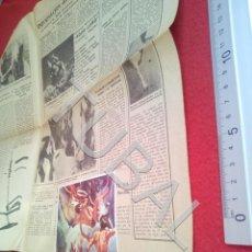 Cine: TUBAL SEXTO CONTINENTE PROGRAMA DE MANO CON SU PERIODICO DE 4 PAGINAS 100% ORIGINAL B46. Lote 194148151