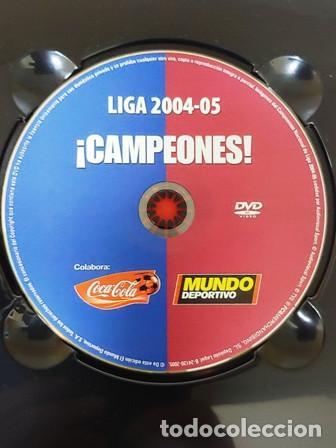 Cine: DVD Y LIBRO CAMPEONES LIGA 2004-05 - Foto 2 - 194152918