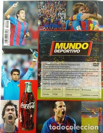Cine: DVD Y LIBRO CAMPEONES LIGA 2004-05 - Foto 3 - 194152918