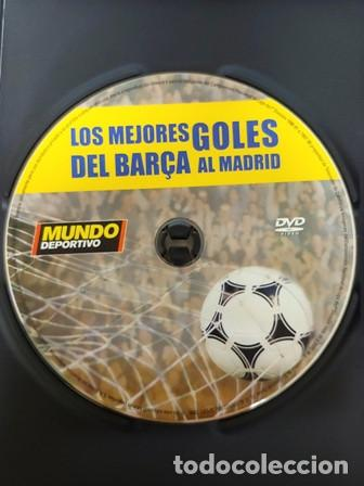 Cine: DVD LOS MEJORES GOLES DEL BARÇA AL MADRID - Foto 2 - 194153095