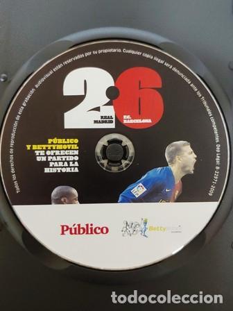 Cine: DVD REAL MADRID - F.C. BARCELONA 2 - 6 - Foto 2 - 194154850