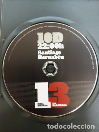 Cine: DVD REAL MADRID - F.C. BARCELONA 1 - 3 SANTIAGO BERNABEU - Foto 2 - 194154996