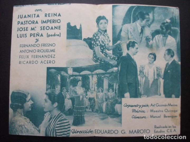 Cine: CANELITA EN RAMA, JUANITA REINA - Foto 2 - 194214102