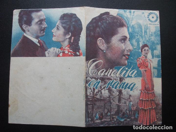 Cine: CANELITA EN RAMA, JUANITA REINA - Foto 3 - 194214102