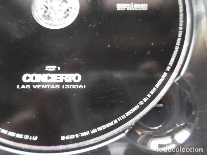 Cine: Dani Martin El Canto del Loco. Episodio I 3 DVD: Las Ventas 2006, Documental 2000-06 y 10 Videoclips - Foto 5 - 194227333