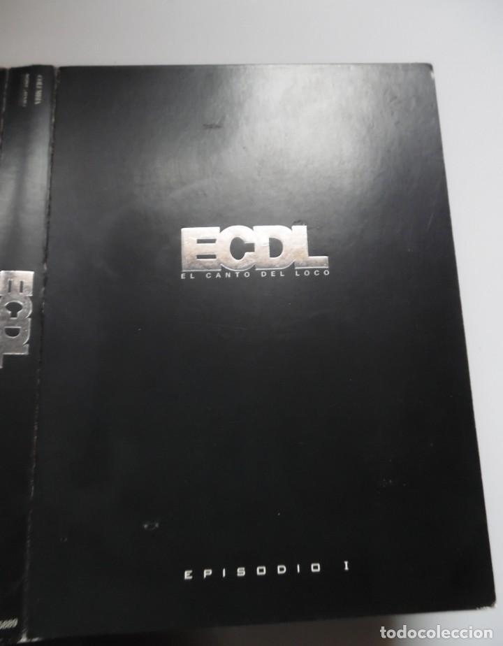 Cine: Dani Martin El Canto del Loco. Episodio I 3 DVD: Las Ventas 2006, Documental 2000-06 y 10 Videoclips - Foto 7 - 194227333