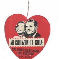 Cine: MI CORAZÓN TE GUIA. Lote 194329337