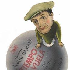 Cine: EL TIEMPO VUELA. Lote 194330106