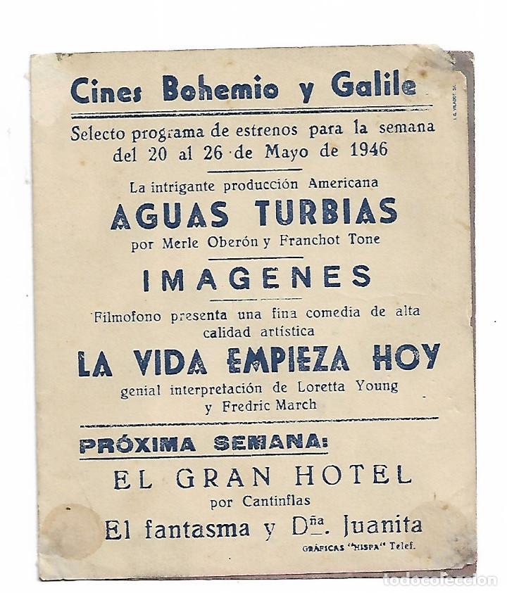 Cine: Aguas turbias - Foto 2 - 194330993