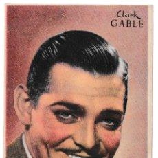 Cine: CLARK GABLE - VILADOT BARCELONA. Lote 194377835