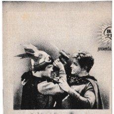 Cine: MARTE ATACA A LA TIERRA - BALET Y BLAY. Lote 194378706