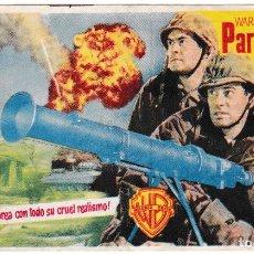 Cine: PARALELO 38 - TROQUELADO - CINE LA CALANDRIA - MASNOU 1953. Lote 194379970