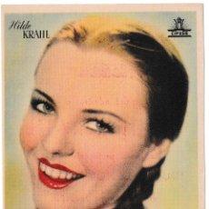 Cine: HILDE KRAHL - DUNIA LA NOVIA ETERNA - ANUSCHKA - CINE ALCÁZAR. Lote 194381007