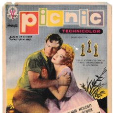 Cine: PICNIC - KIM NOVAK - WILLIAM HOLDEN. Lote 194382350