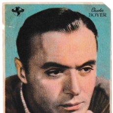Cine: CHARLES BOYER - CINE PRINCIPAL 1946. Lote 194383377