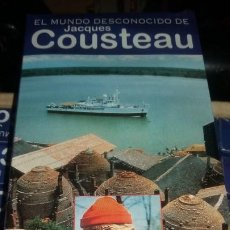 Cine: VIDEOS JACQUES COUSTEAU. Lote 194522768