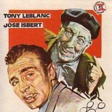Cine: DON LUCIO Y EL HERMANO PIO. Lote 194531212