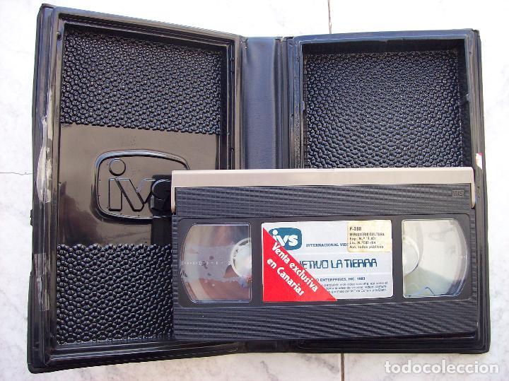 Cine: OBJETIVO LA TIERRA VHS - Foto 3 - 194533858