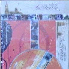 Flyers Publicitaires de films Anciens: ESTA ES TU TIERRA SALAMANCA EN LOS ARCHIVOS DE TVE SIN ABRIR. Lote 194628397