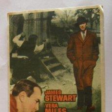 Cine: PROGRAMA DE CINE F.B.I. CONTRA EL IMPERIO DEL CRIMEN. Lote 194674141