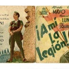 Cine: A MÍ LA LEGIÓN, CON ALFREDO MAYO.. Lote 194878465