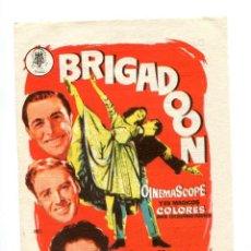 Cine: BRIGADOON, CON GENE KELLY.. Lote 194882395