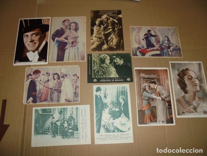 MAGNIFICOS 60 PROGRAMAS DE CINE DE LOS AÑOS 1930 (Cine - Folletos de Mano - Clásico Español)