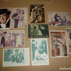 Cine: MAGNIFICOS 60 PROGRAMAS DE CINE DE LOS AÑOS 1930. Lote 194901146
