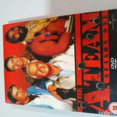 Cine: THE A-TEAM SEASON 1 ONE - 5 X DVD ENGLISH AUDIO: INGLES, SUBTITULOS: INGLES. Lote 194966121