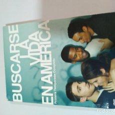 Cine: BUSCARSE LA VIDA EN AMERICA SERIE TV PRIMERA TEMPORADA - 2 X DVD ESPAÑOL ENGLISH REGION 2 . Lote 194976162