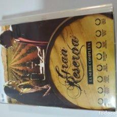 Cine: GRAN RESERVA LA SERIE COMPLETA - 16 X DVD + EXTRAS ESPAÑOL . Lote 194976331