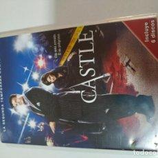 Cine: CASTLE SEGUNDA TEMPORADA 2 COMPLETA - 6 DVD + EXTRAS - ESPAÑOL ENGLISH FRANCAIS. Lote 194976688