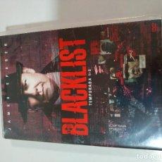 Cine: BLACKLIST TEMPORADAS 1 Y 2 JAMES SPADER - 11 X DVD + EXTRAS ESPAÑOL ENGLISH EDICIÓN ESPAÑOLA. Lote 194990987
