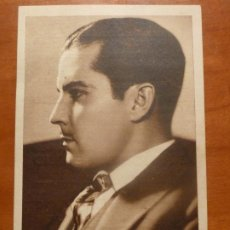 Cine: EL HIJO DEL DESTINO RAMON NOVARRO FOLLETO DE MANO ORIGINAL ESTRENO PERFECTO ESTADO CON CINE IMPRESO. Lote 195051370